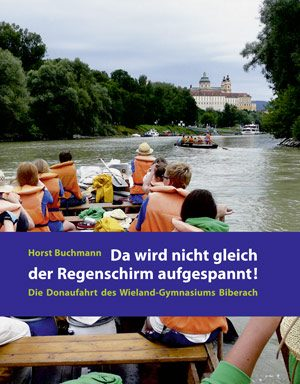 Donaufahrt-Einband